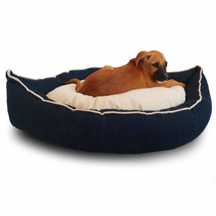 Lil Boaty Dog Bed