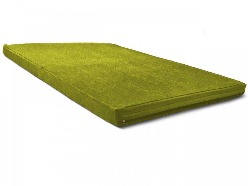 orthopedic dog bed olive green 3