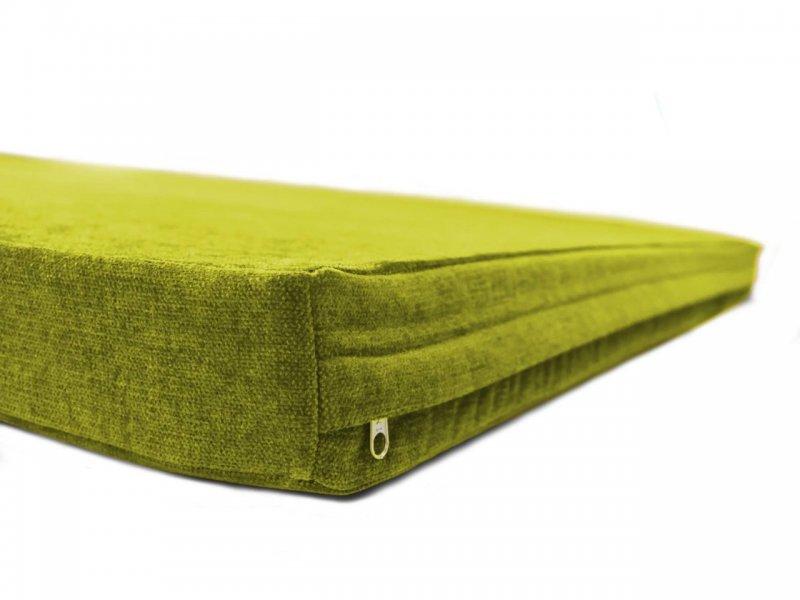 orthopedic dog bed olive green 4