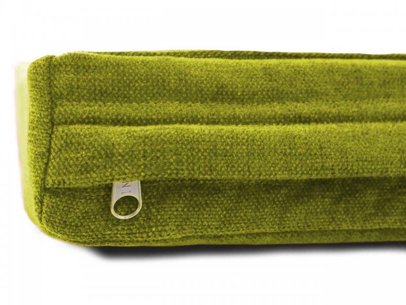 orthopedic dog bed olive green 5