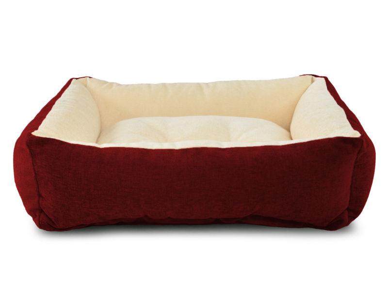 Bolster Dog bed