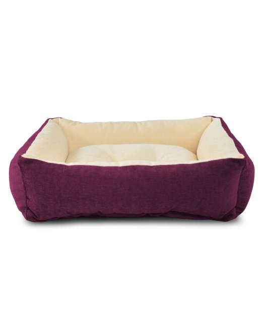 square bolster bed purple 02