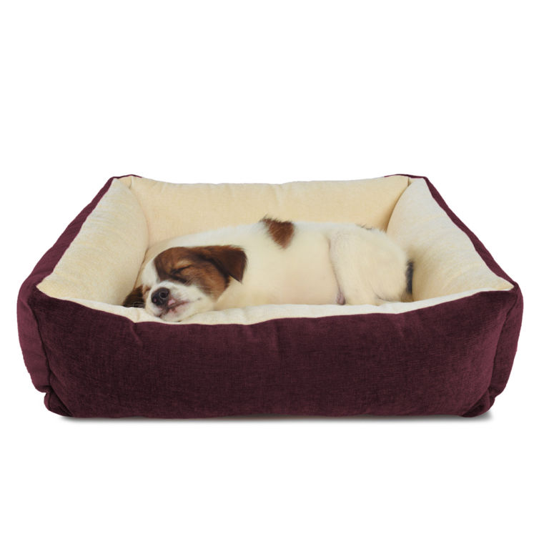 Bolster Dog Bed