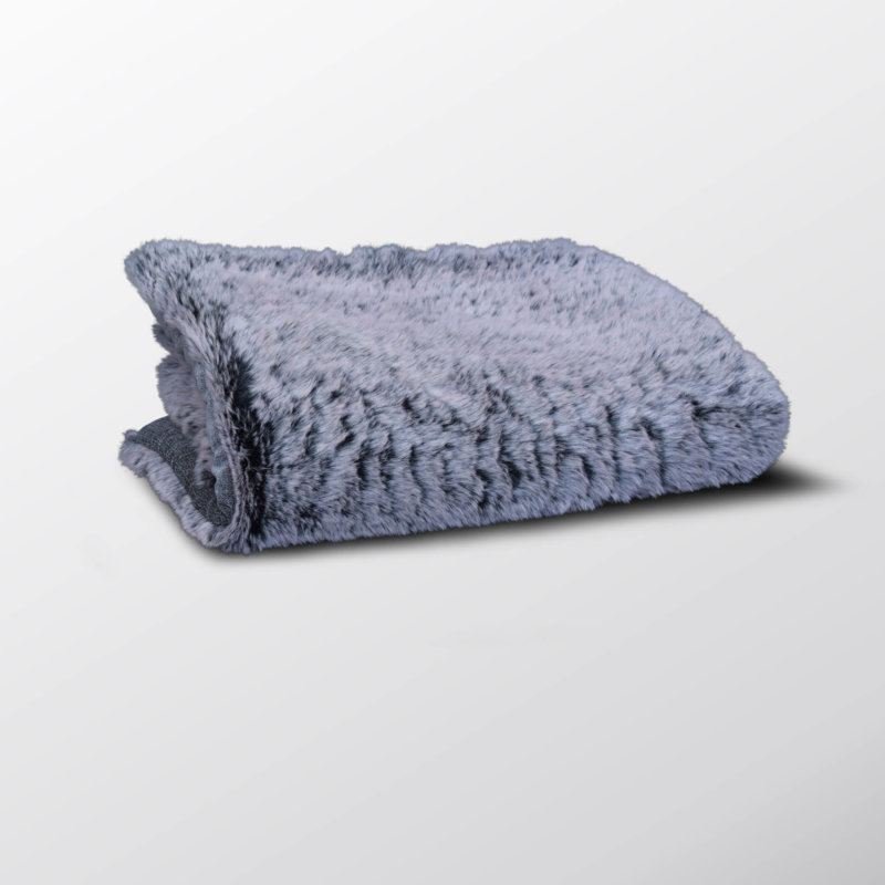 faux fur pet blankets